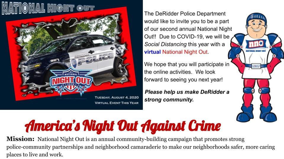 Virtual National Night Out