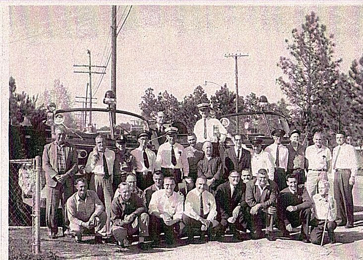 1962 Fire Department Reunion
